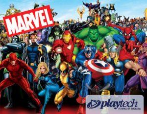 Marvel Ultimate Power Jackpot