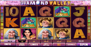 Diamond Valley Jackpot