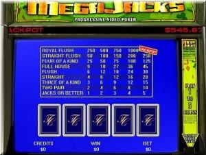 Megajacks Jackpot